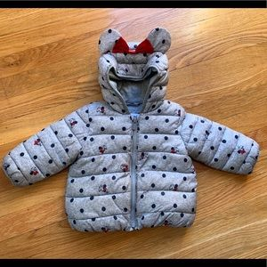 GAP Minnie Mouse Coat